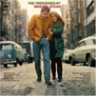 Freewheelin' Bob Dylan CD cover